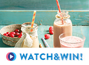 Watch & Win: 2015 Milk Calendar Contest