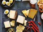 Champion Cheddar Pairings: Ploughman's Cheeseboard