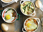 Spring Forward with Mini-Casseroles