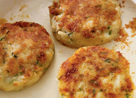 Cheddar and cod fish cakes how to recipe videos videos for How to make cod fish cakes