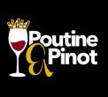 Okanagan wine festival: Poutine & Pinot