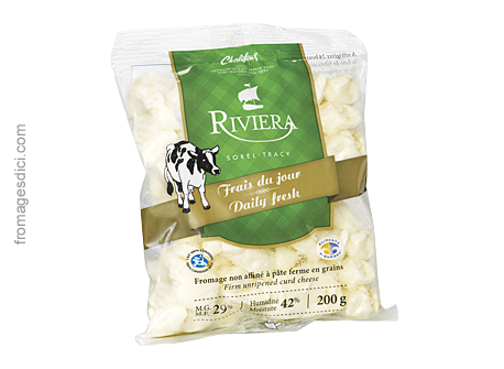 cheddar curds riviera canadian cheese