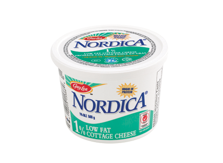 Cottage Cheese 1 Low Fat