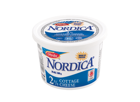 Cottage Cheese 2%   Nordica