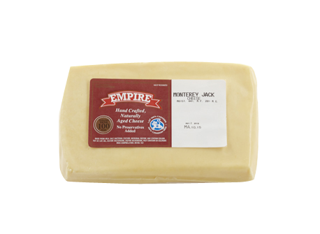 Monterey Jack - Empire | Canadian Cheese
