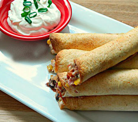 Creamy Chicken and Bacon Taquitos - Slow Cooker - 2014 - archive ...