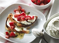 Cooking with Fresh Canadian Cheeses