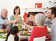 Fuss-Free Holiday receiving