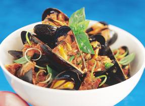 Abracadabra Mussels