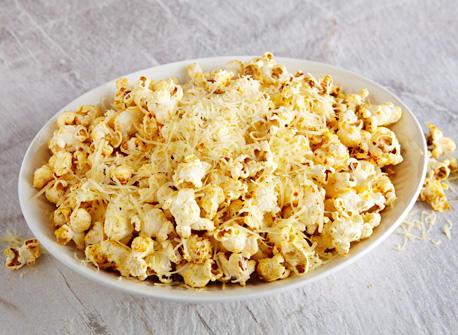 All-dressed Cheddar popcorn Recipe