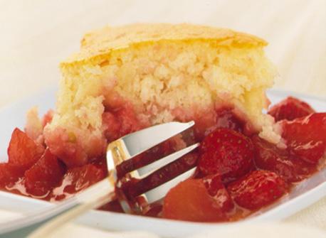 Apple Berry Cobbler Recipe