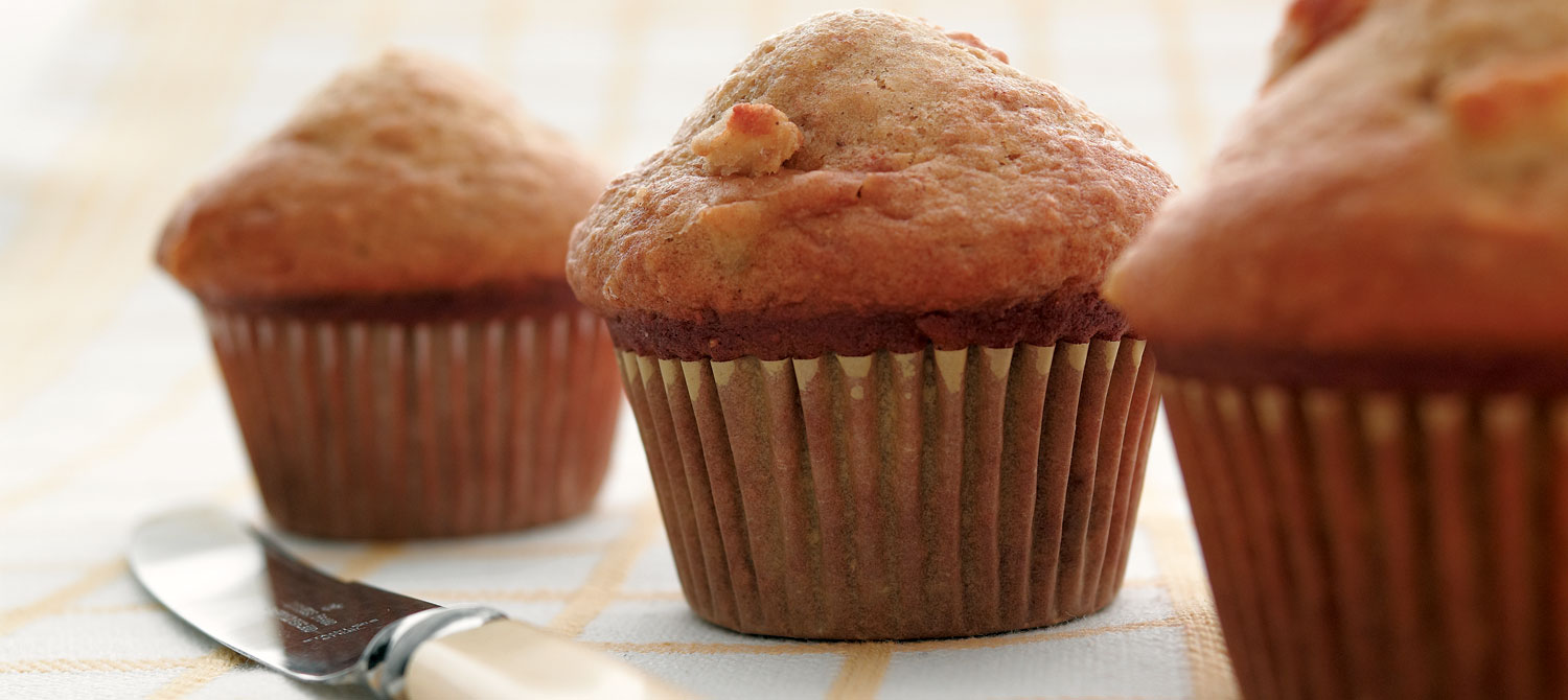 Apple Spice Muffins recipe