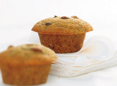 Applesauce Spice Bran Muffins Recipe