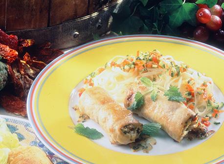 Artichoke Heart and Sun-Dried Tomato Chicken Roulades recipe   Dairy ...