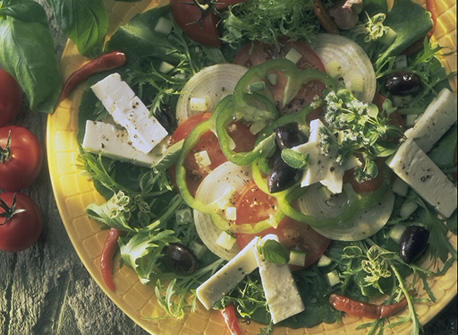 Athena Salad Recipe