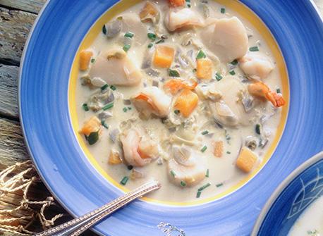 Суп из рыбы с сыром плавленным рецепт