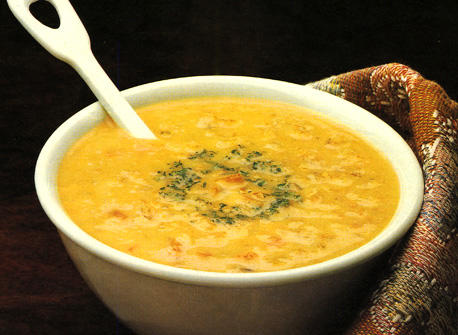 Autumn vegetable soup recipe | Milk Calendar