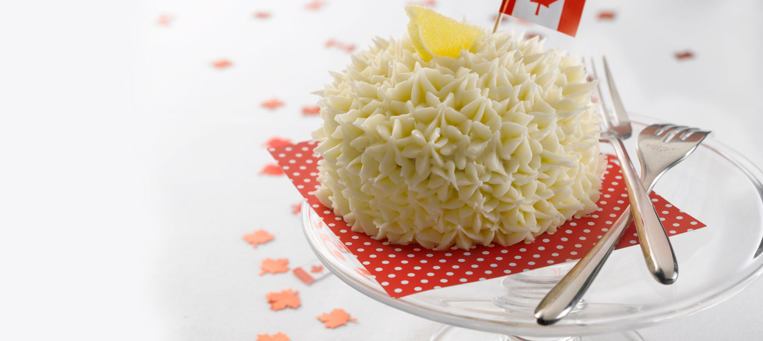 Cake With Buttercream Icing Storage : Baby Cakes with Lemon Butter Cream Icing recipe Dairy ...