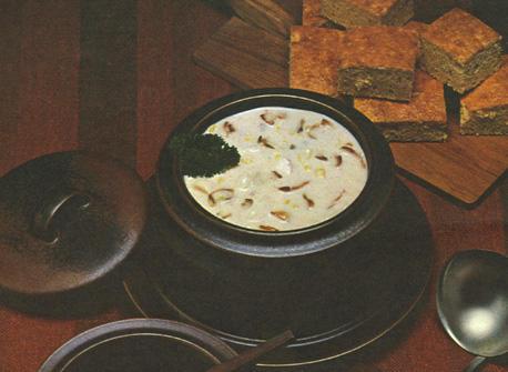 Bacon-Corn Chowder Recipe