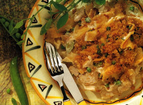 Bake Turkey Tetrazzini