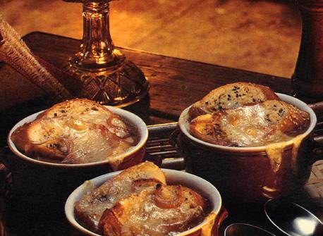 Baked Onion Soup Recipe