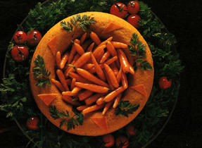 Baked Winter Squash Ring