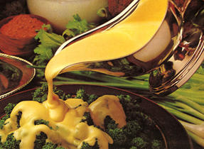 Basic White Sauce & Savoury Sauces