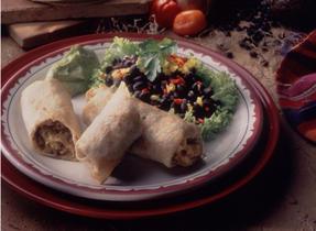 Beef Enchiladas (Enchiladas de ocotzingo)