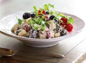 Berry Delicious Potato Salad