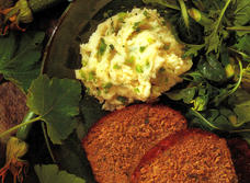 Best Meatloaf with Mashed Potatoes