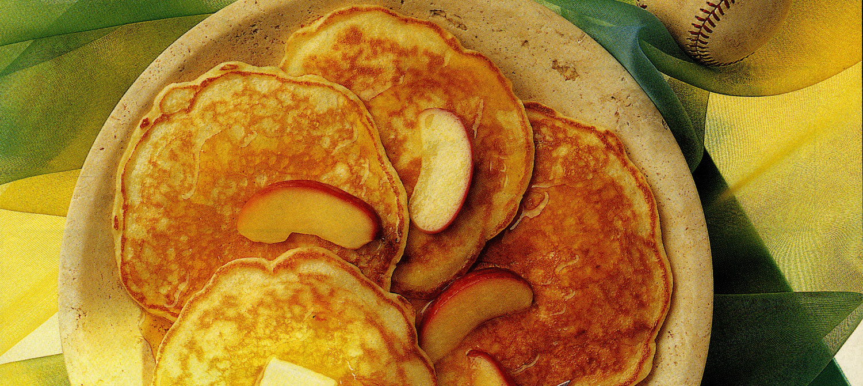 Buttermilk Pancakes recipe | Dairy Goodness