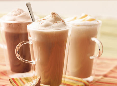 Café Latté Steamer Recipe