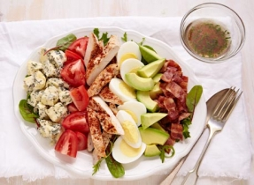 Canadian Cobb salad