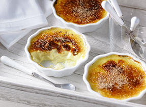 Canadian Crème Brûlée