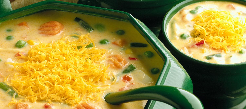 coconut vegetable chowder parsnip chowder corn chowder potato chowder ...