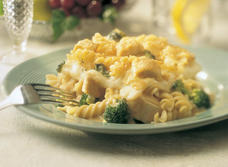 Chicken au Gratin Casserole (Cooking Club Size)