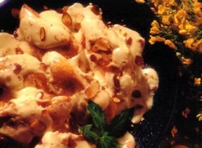 Chicken Breasts in Creamy Dijon Mustard Sauce