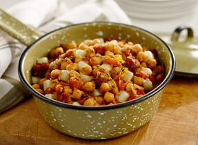 Chickpea Stew with Dates