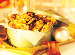 Chock Full of Nuts Brittle