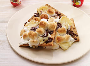 Choco-Brie s'mores