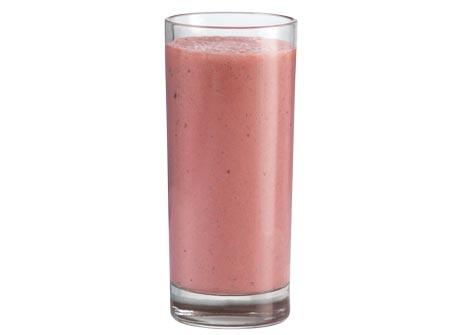 Choco-Cherry Chill Smoothie Recipe