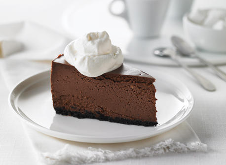 Chocolate Fudge Truffle Cheesecake Recipe