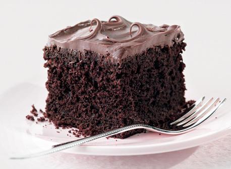 Christine's Super Chocolate Cake Recipe