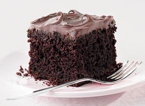 Christine's Super Chocolate Cake