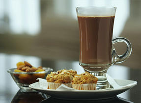 Cinnamint Hot Chocolate