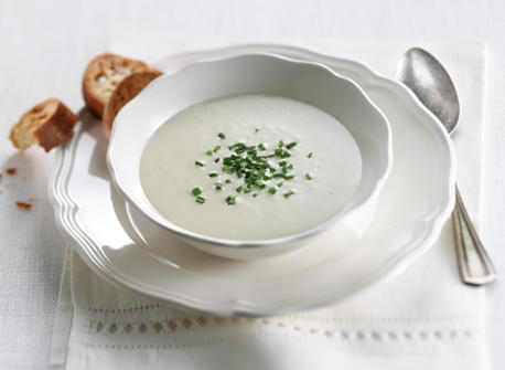Classic Vichyssoise recipe | Dairy Goodness