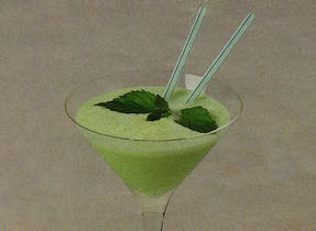 Cocktail Coolers: Grasshopper