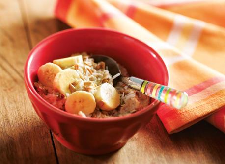 Coconutty-Banana Muesli Recipe