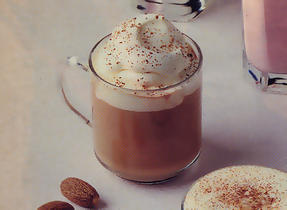 Continental Hot Chocolate