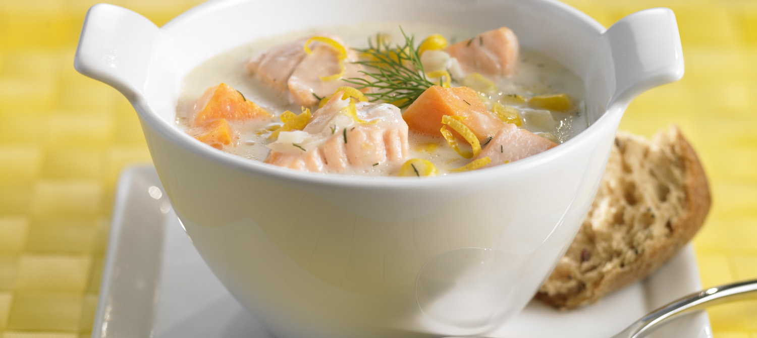 Salmon Chowder Recipes — Dishmaps